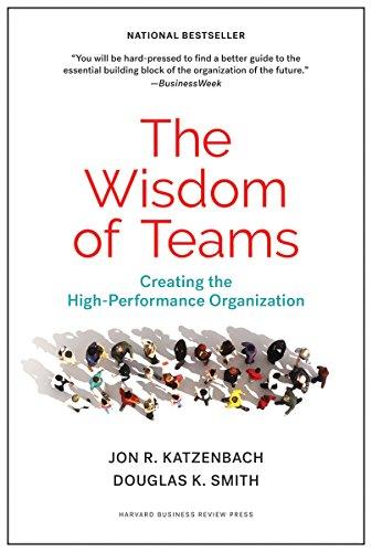 9781633691063: The Wisdom of Teams: Creating the High-Performance Organization
