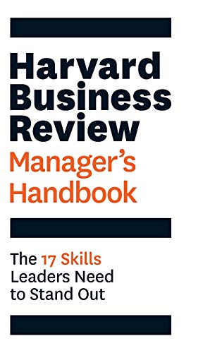 9781633691247: The Harvard Business Review Manager's Handbook: The 17 Skills Leaders Need to Stand Out