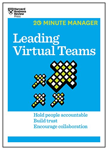 9781633691452: Leading Virtual Teams (HBR 20-Minute Manager Series)
