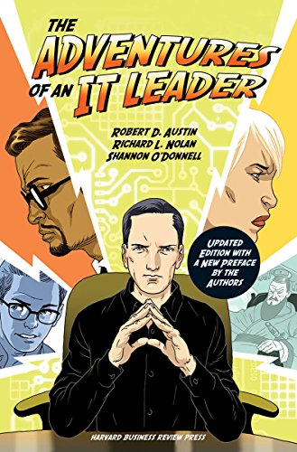 9781633691667: The Adventures of an IT Leader, Updated Edition with a New Preface by the Authors