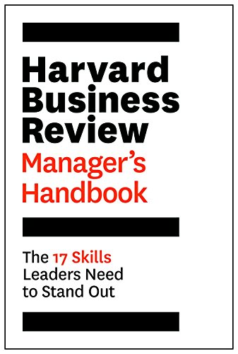 9781633692114: The Harvard Business Review Manager's Handbook: The 17 Skills Leaders Need to Stand Out