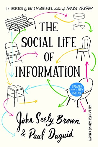 9781633692411: The Social Life of Information: Updated, with a New Preface