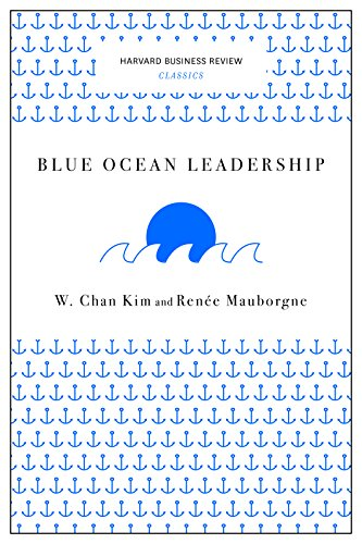9781633692640: Blue Ocean Leadership (Harvard Business Review Classics)