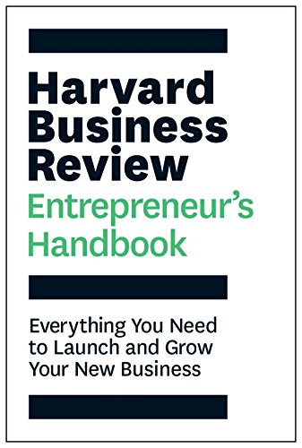 9781633693685: Harvard Business Review Entrepreneur's Handbook: Everything You Need to Launch and Grow Your New Business