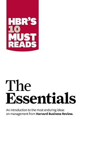 9781633694569: HBR'S 10 Must Reads: The Essentials