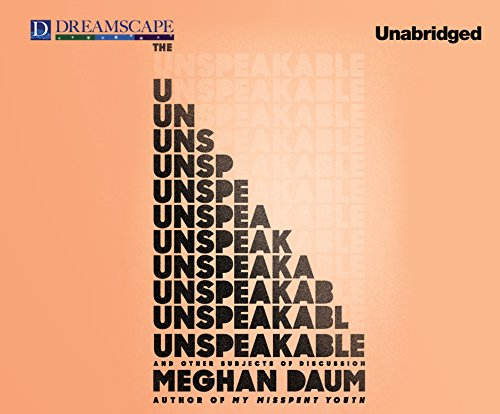 9781633792913: The Unspeakable: And Other Subjects of Discussion