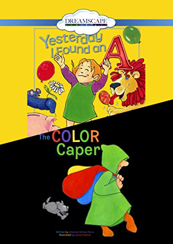 9781633795952: Yesterday I Found An A; & The Color Caper
