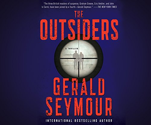 The Outsiders (MP3 CD): Gerald Seymour