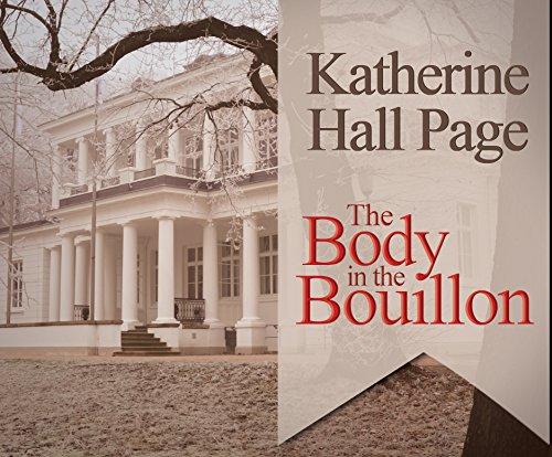 The Body in the Bouillon: A Faith Fairchild Mystery (Faith Fairchild Mysteries): Page, Katherine ...