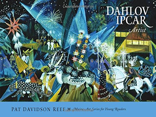 Dahlov Ipcar, Artist: Pat Davidson Reef