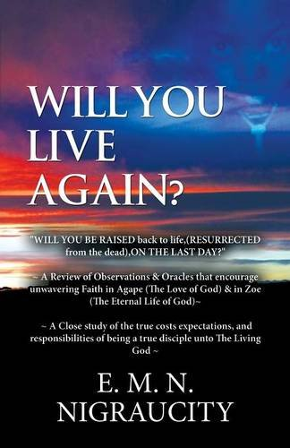 9781633827165: Will You Live Again?