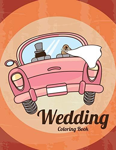 9781633833784: Wedding Coloring Book