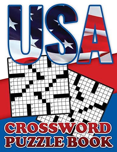 USA Crossword Puzzle Book: Speedy Publishing LLC