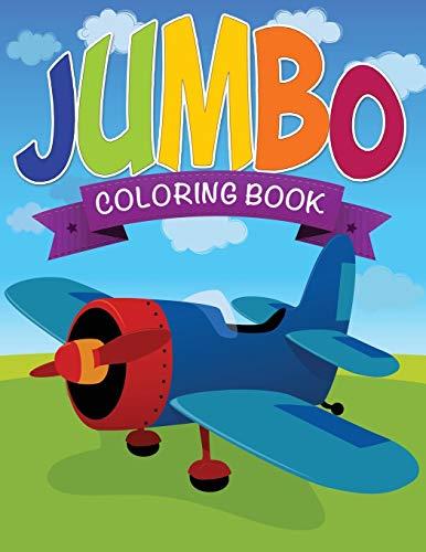 9781633838161: Jumbo Coloring Book