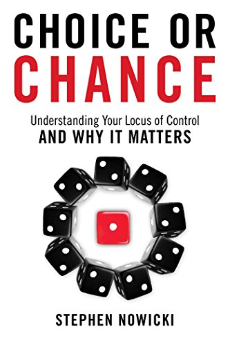 9781633880702: Choice or Chance: Understanding Your Locus of Control and Why It Matters