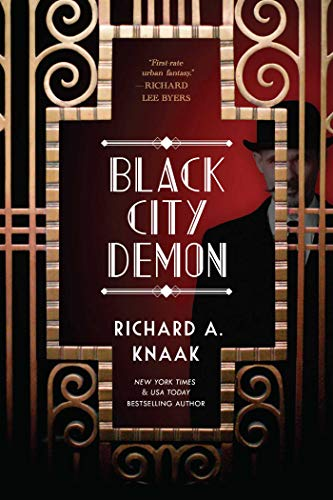 9781633882751: Black City Demon