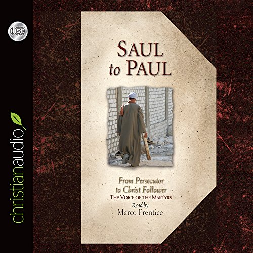 Saul to Paul: From Persecutor to Christ Follower