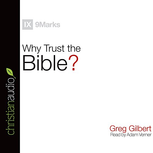 9781633896758: Why Trust the Bible? (9Marks)