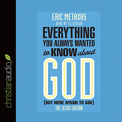 9781633897359: Everything You Always Wanted to Know about God (But Were Afraid to Ask): The Jesus Edition