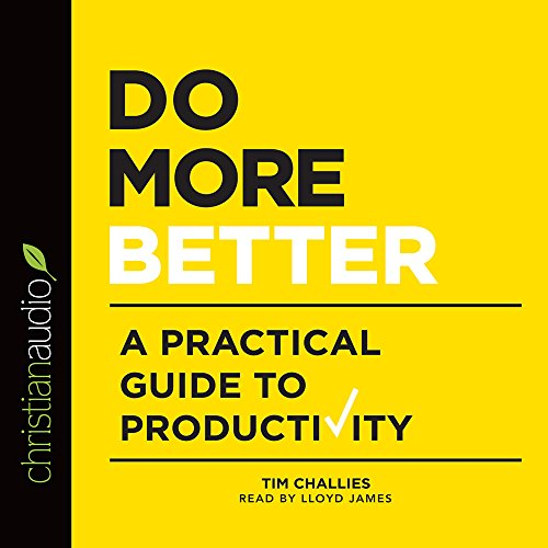 9781633898042: Do More Better: A Practical Guide to Productivity
