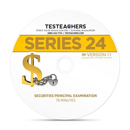 9781634010948: Series 24 Exam DVD
