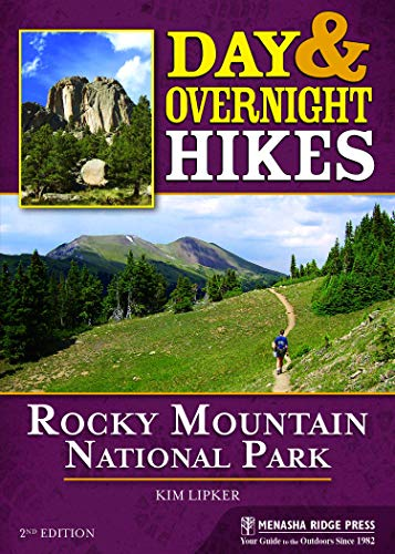 9781634040167: Day and Overnight Hikes: Rocky Mountain National Park