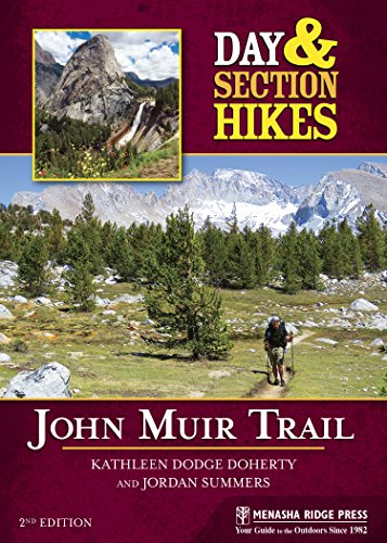 9781634040808: Day and Section Hikes: John Muir Trail (Day and Overnight Hikes)