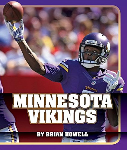 Minnesota Vikings (Hardcover): Brian Howell