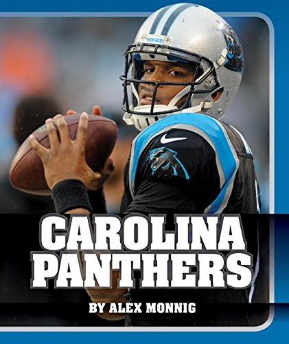 9781634070126: Carolina Panthers (Insider's Guide to Pro Football: NFC South)