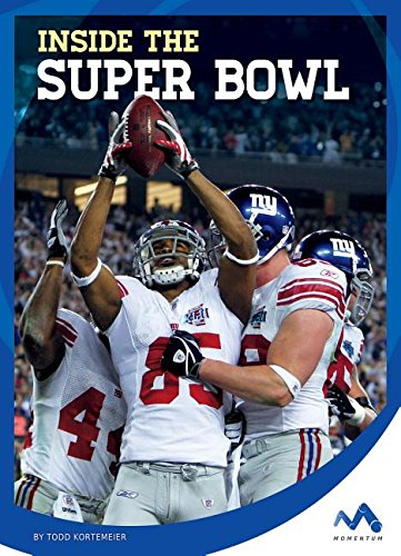 9781634074384: Inside the Super Bowl (Inside Look at Sports Events)