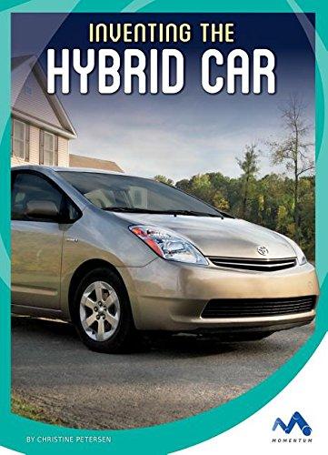 Inventing the Hybrid Car (Hardcover): Christine Petersen