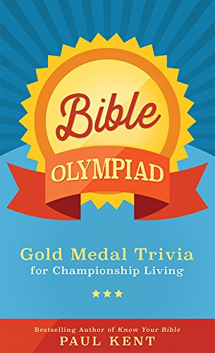 9781634090490: The Bible Olympiad: Gold Medal Trivia for Championship Living
