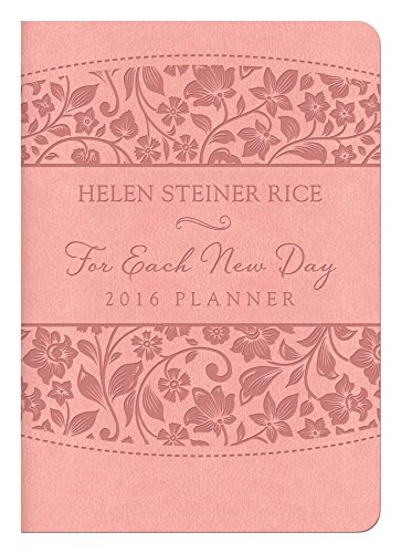 9781634090704: 2016 Planner for Each New Day