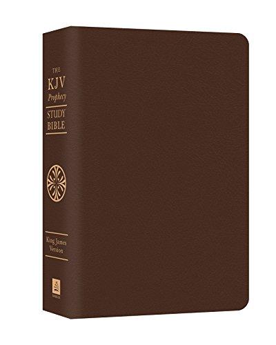 9781634091275: The KJV Prophecy Study Bible (King James Bible)