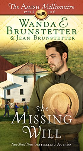 9781634092067: The Missing Will: The Amish Millionaire Part 4