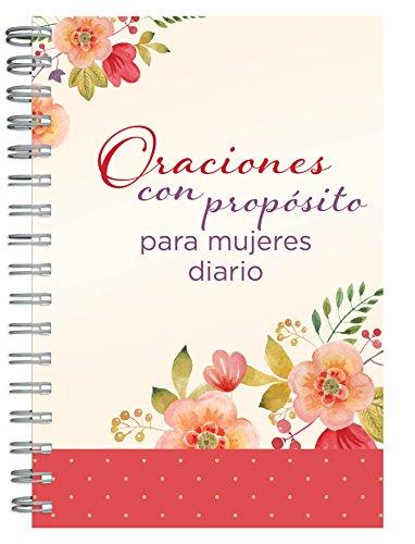 9781634096799: Oraciones Con Proposito Para Mujeres Diario Personal