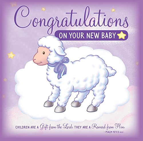 9781634097697: Congratulations on Your New Baby Greeting Card/CD: Sweet Instrumental Lullabies and Bible Songs