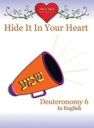 9781634154888: Hide It In Your Heart: Deuteronomy 6