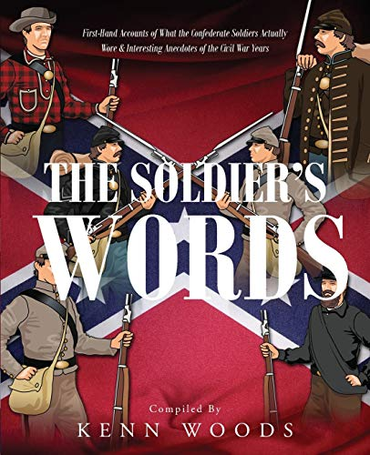 9781634177290: The Soldier's Words