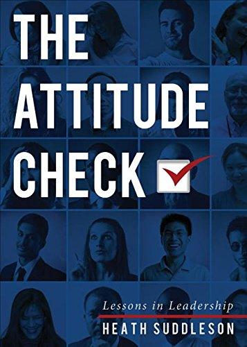 9781634185554: The Attitude Check