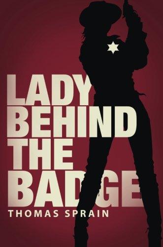 Lady Behind the Badge: Sprain, Thomas