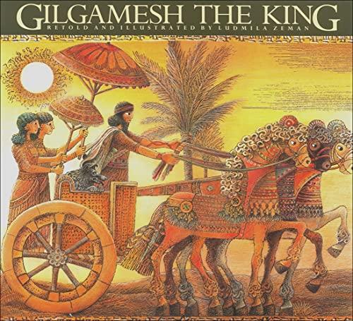 9781634197014: Gilgamesh the King (Epic of Gilgamesh (Paperback))