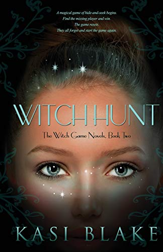 Witch Hunt (The Witch Game Novels): Kasi Blake