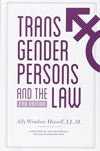Transgender Persons and the Law: Ally Windsor Howell