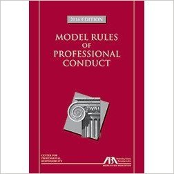 9781634255028: Model Rules of Professional Conduct, 2016 Edition