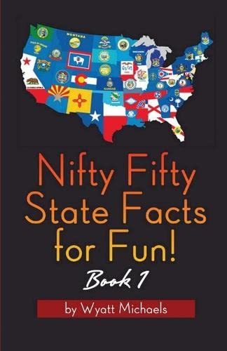 9781634283748: Nifty Fifty State Facts for Fun! Book 1