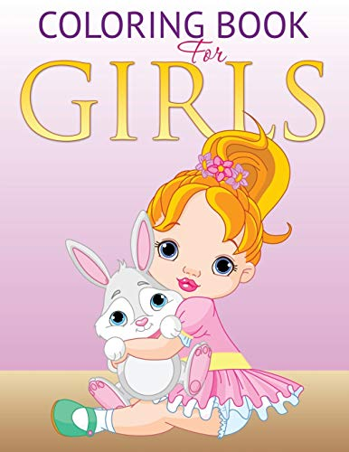 9781634285766: Coloring Book For Girls
