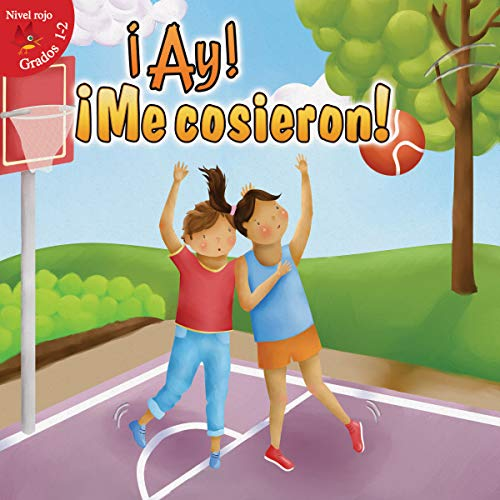 9781634303194: ¡Ay! ¡Me cosieron! / Ouch! Stitches (Niveles 1-2 Alitas Rojas / Little Birdie Readers, 1-2 Red) (Spanish Edition)