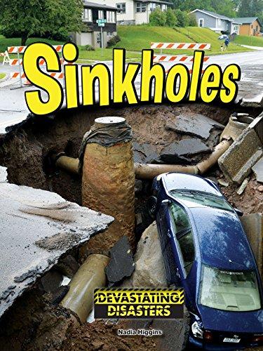 Sinkholes (Hardcover): Nadia Higgins