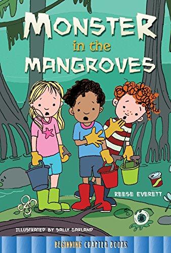 9781634304771: Monster in the Mangroves (Rourke's Beginning Chapter Books)